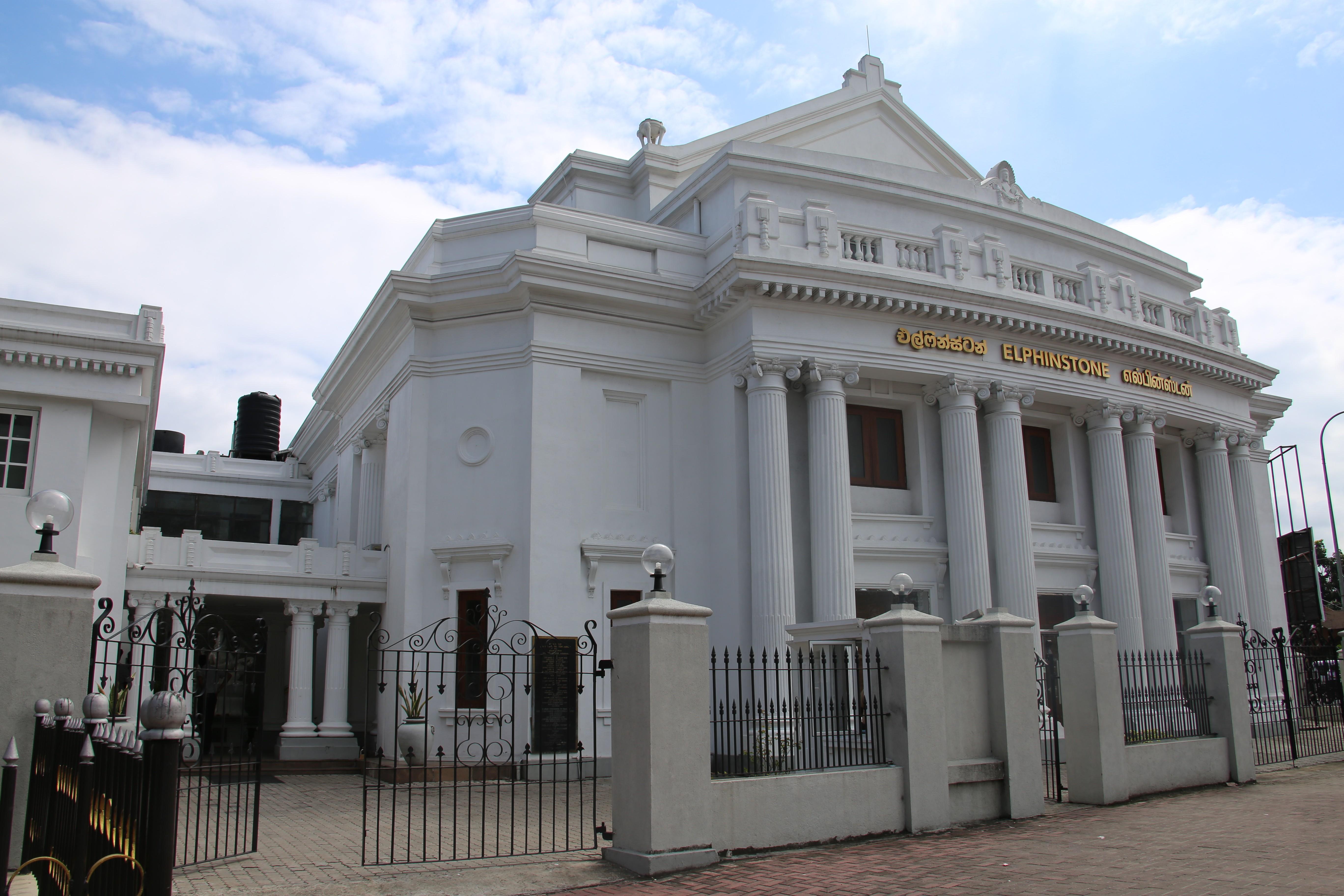 elphinstone Theatre